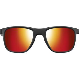 Julbo Trip Spectron 3CF Lunettes de soleil Homme, matt black/black shiny/multilayer red